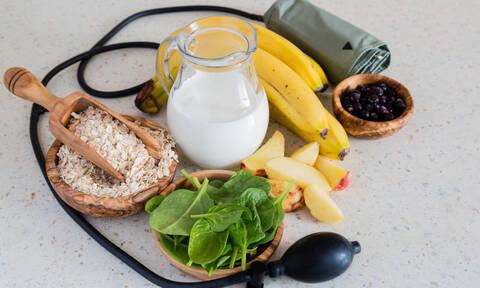 Αρτηριακή πίεση: 6 τροφές για να τη μειώσετε (pics)