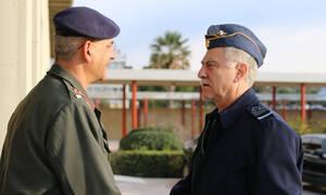 Επίσκεψη Αρχηγού ΓΕΕΘΑ στη Σχολή Ευελπίδων (pics)