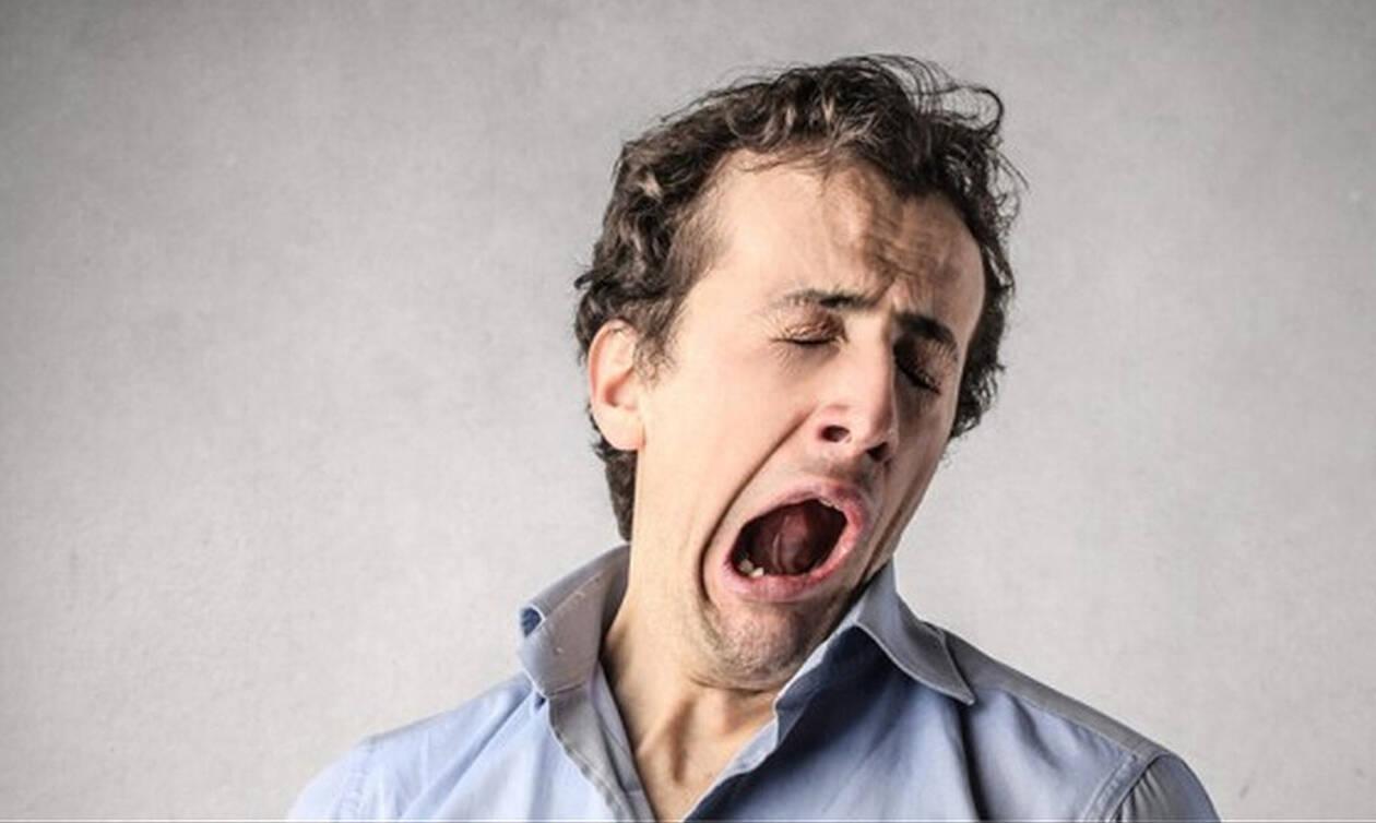 Για αυτό το λόγο προκαλείται το χασμουρητό! (pics)