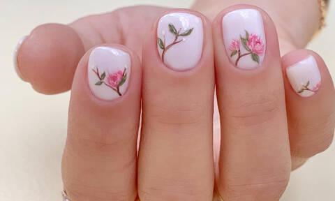 Αυτό είναι το πιο δύσκολο αλλά και όμορφο nail art που έχουμε δει τελευταία