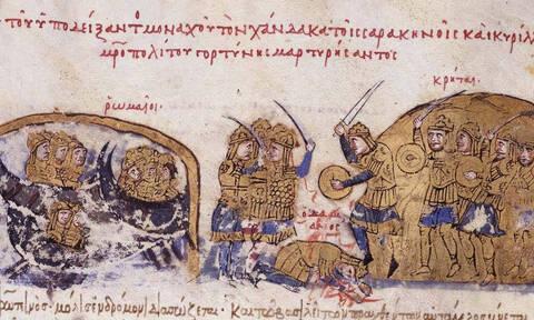 Σαν σήμερα το 961 ο Νικηφόρος Φωκάς απελευθερώνει το Ηράκλειο της Κρήτης από τους Άραβες
