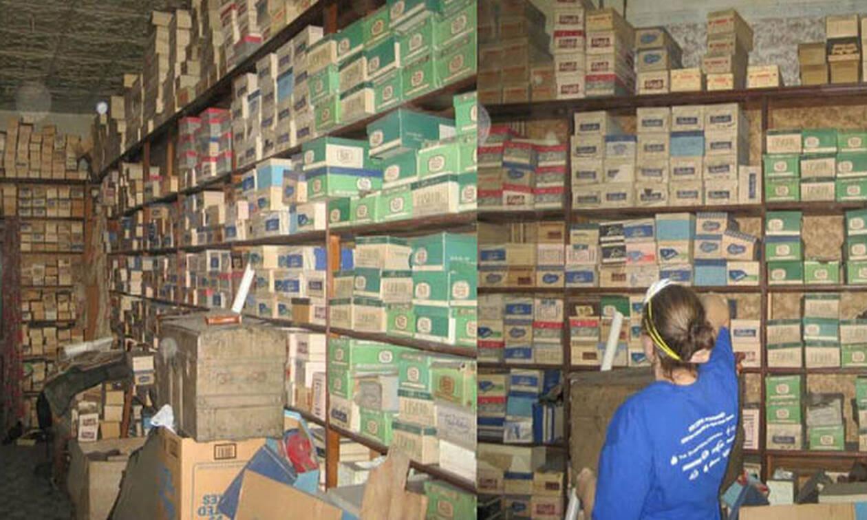 Σαράντα χρόνια μετά το θάνατο της γιαγιάς τους μπήκαν στο μαγαζί της - Δείτε τι ανακάλυψαν! (video)