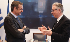 Εκλογές 2019: Υποψήφιος με τη ΝΔ ο Ρουσόπουλος - Συναντήθηκε με τον Μητσοτάκη
