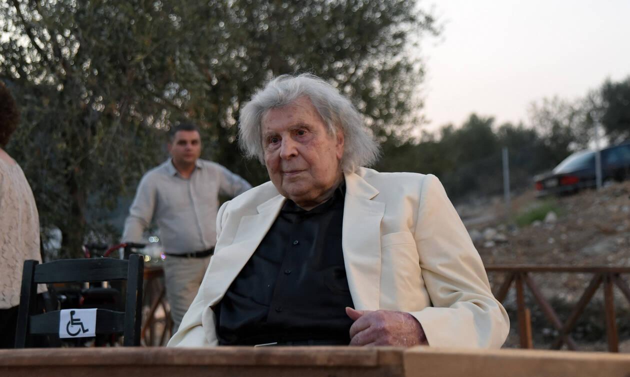 Μίκης Θεοδωράκης: Το ιατρικό ανακοινωθέν για το μουσικοσυνθέτη
