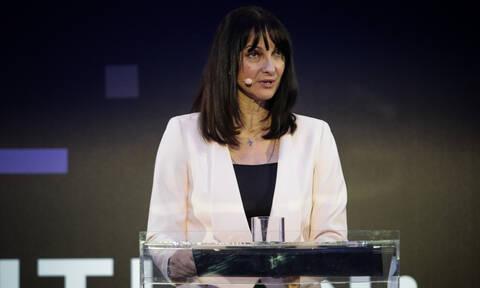 Υποψήφια για καλύτερη υπουργός Τουρισμού παγκοσμίως η Έλενα Κουντουρά