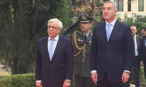 Μήνυμα Παυλόπουλου σε Σκόπια, Τουρκία και Αλβανία: Να σεβαστείτε στο ακέραιο το Διεθνές Δίκαιο
