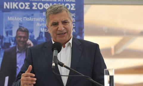 Εκλογές 2019: Πατούλης: Οι 10 προτάσεις του συνδυασμού «Νέα Αρχή για την Αττική»