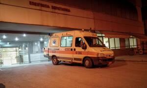 Θανατηφόρο τροχαίο στην Τρίπολη με ένα νεκρό ένα τραυματία (vid)