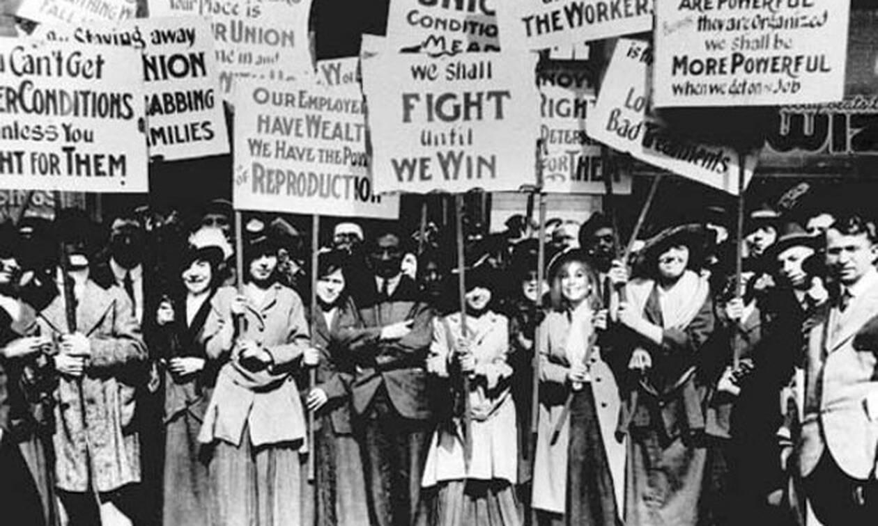 Παγκόσμια Hμέρα της Γυναίκας: Τι γιορτάζουμε σήμερα - Τι συνέβη στις 8 Μαρτίου 1957 (pics)