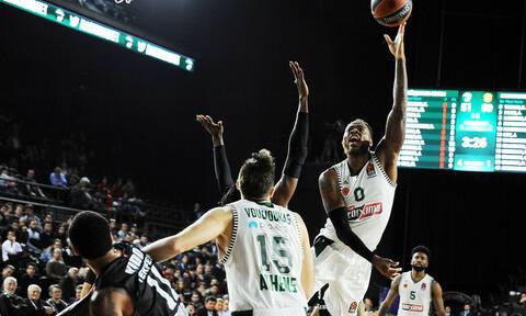 Euroleague: Η βαθμολογία μετά τη νίκη του Παναθηναϊκού – «Σφαγή» για μια θέση στα playoffs