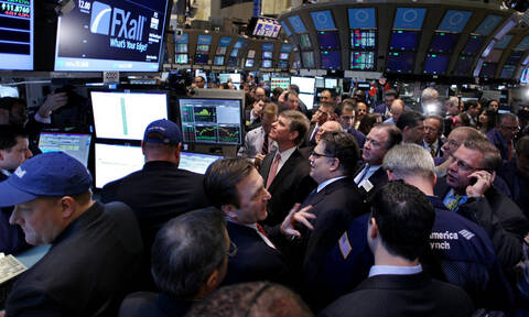 Τέταρτη μέρα απωλειών στη Wall Street - Άνοδος στην τιμή του πετρελαίου