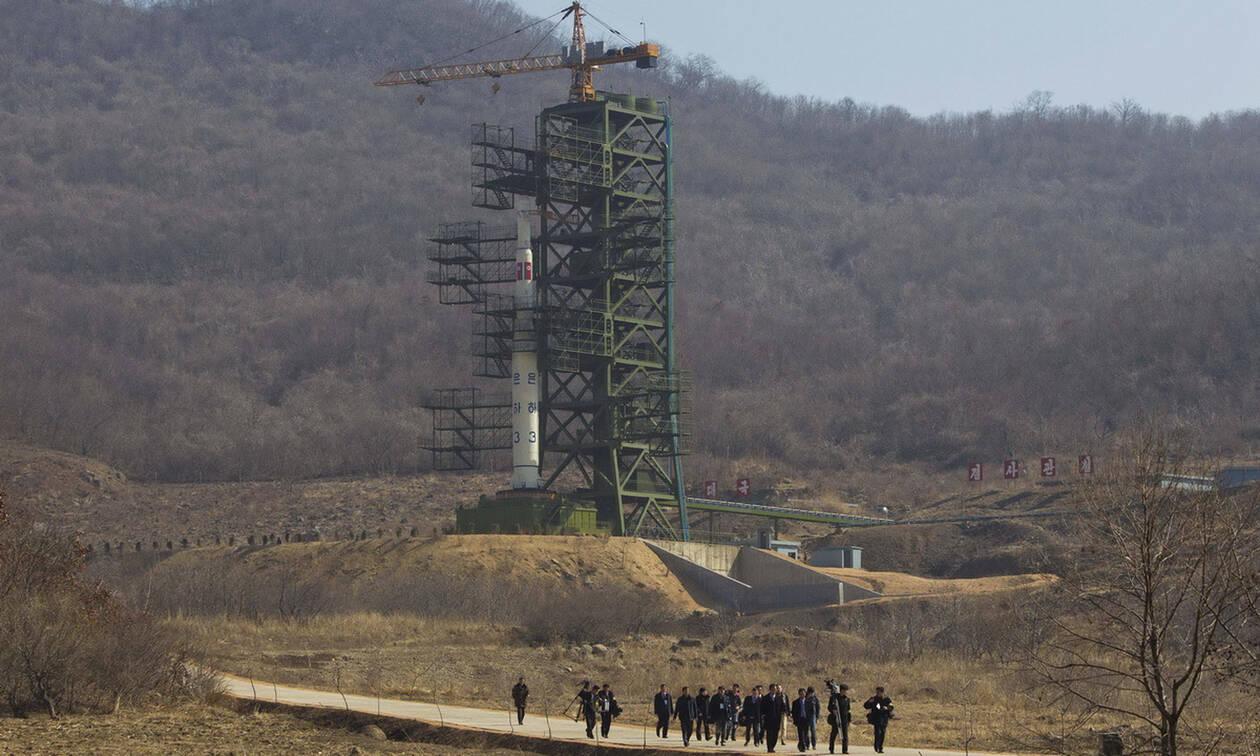 Οι εγκαταστάσεις πυραύλων της Βόρειας Κορέας βρίσκονται ξανά «σε λειτουργία»