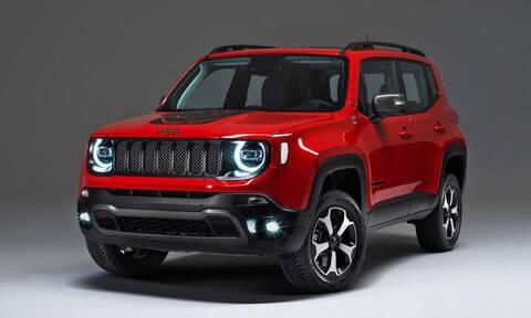 Jeep: Plug-in υβριδικά Renegade και Compass με 1.300 κυβικά και έως και 240 ίππους
