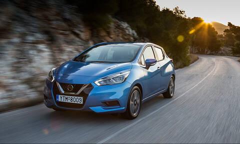 To νέο Nissan Micra 1.0 Turbo ξεκινά από 14.290 ευρώ και είναι διαθέσιμο και με το NissanConnect