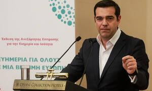 Μήνυμα Τσίπρα στις αγορές με πρόωρη αποπληρωμή δανείων