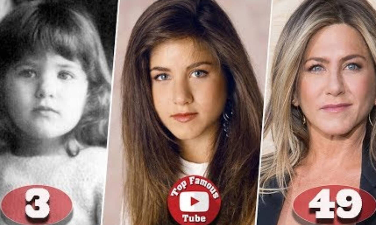 Jennifer Aniston: Σπάνιες φώτο από την παιδική της ηλικία που θα σας αφήσουν άφωνους (vid)