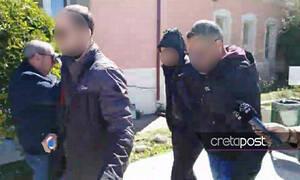 Έγκλημα στη Σητεία: Προφυλακίστηκε ο 36χρονος συζυγοκτόνος (vid)