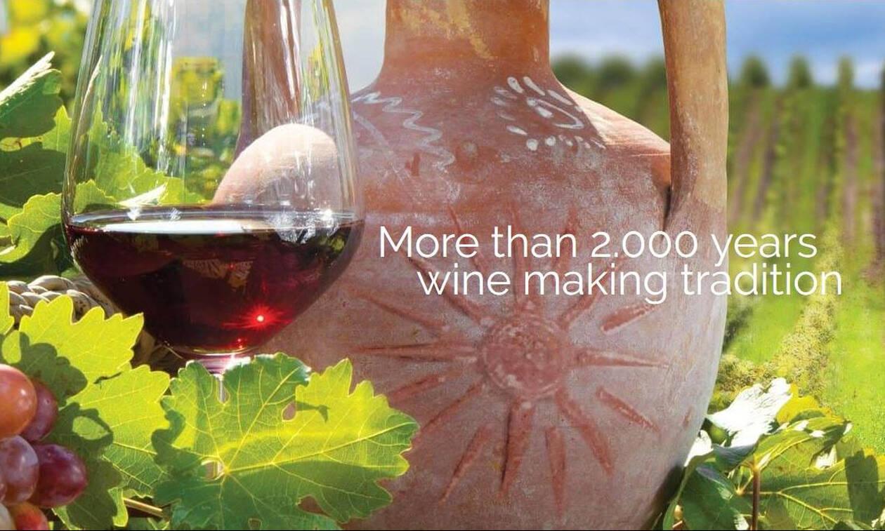 Προκαλούν οι Σκοπιανοί: Διαφημίζουν «μακεδονικά» κρασιά 2.000 ετών!