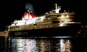Βλάβη στο «Nήσος Μύκονος»: Μεγάλη ταλαιπωρία για τους επιβάτες