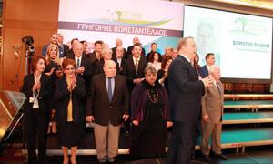 Εκλογές 2019: Το ψηφοδέλτιο της «Πόλης για να ζεις» του Γρηγόρη Κωνσταντέλλου