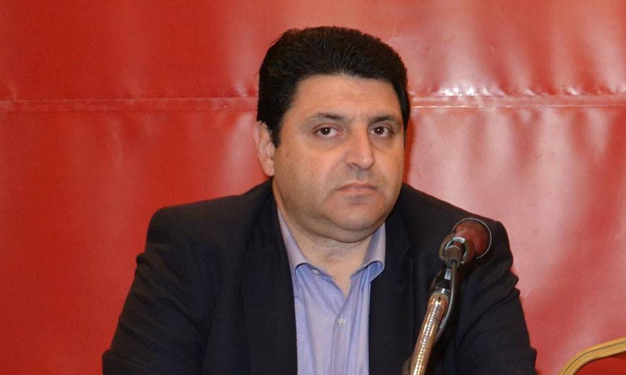 Εκλογές 2019: Αποχωρεί ο υποψήφιος για τον δήμο Ζακύνθου Λευτέρης Γιαννάτος