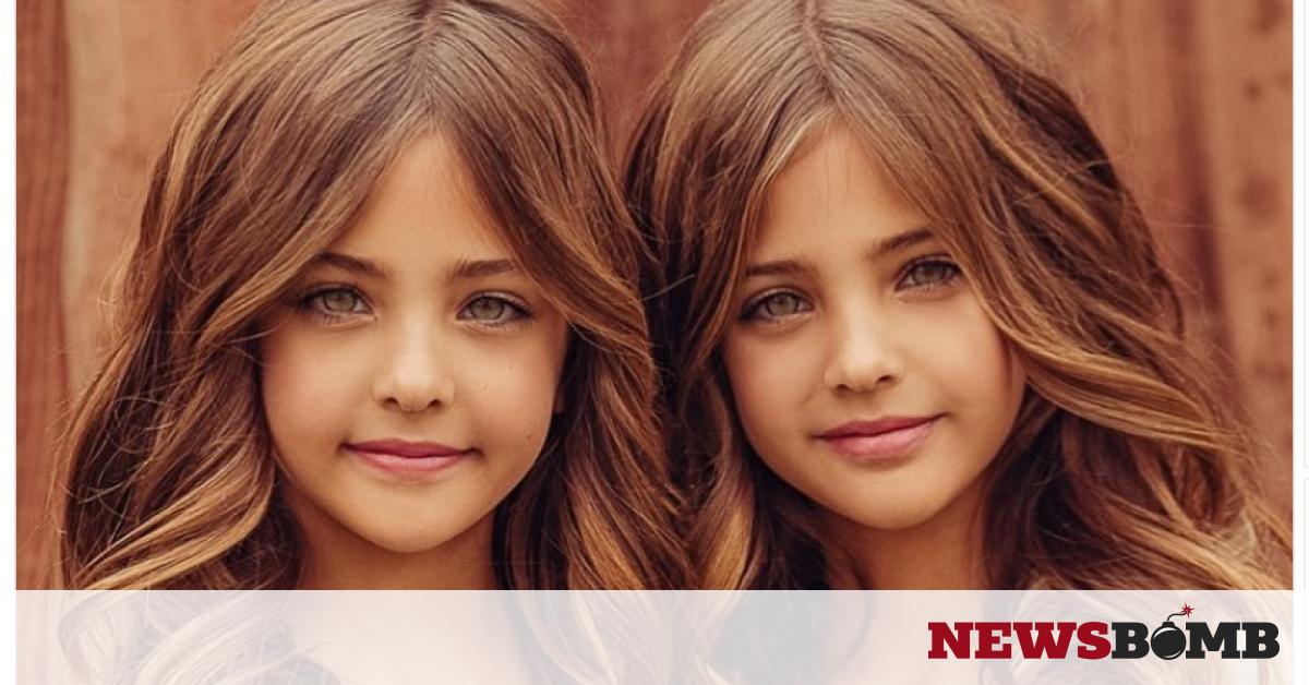 2788c69034a Αυτές οι 7χρονες δίδυμες είναι τα ομορφότερα κορίτσια στον κόσμο (pics) -  Newsbomb - Ειδησεις - News