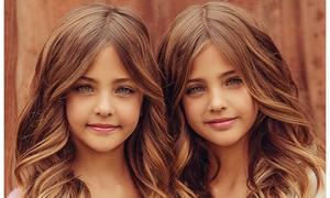 Αυτές οι 7χρονες δίδυμες είναι τα ομορφότερα κορίτσια στον κόσμο (pics)