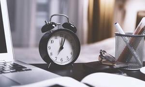 Αλλαγή ώρας 2019: Πότε θα γυρίσουμε τα ρολόγια μας - Πότε καταργείται οριστικά