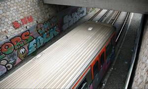 Συρμός του ΗΣΑΠ εκτροχιάστηκε στον σταθμό Ηρακλείου