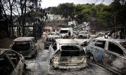 Τραγωδία στο Μάτι: Αγωγές - μαμούθ για τους νεκρούς στη φονική πυρκαγιά