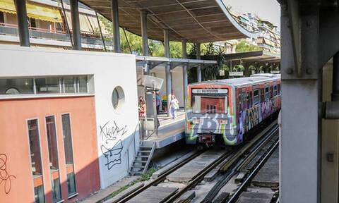 ΗΣΑΠ: Αλλαγές στα δρομολόγια λόγω εκτροχιασμoύ τρένου