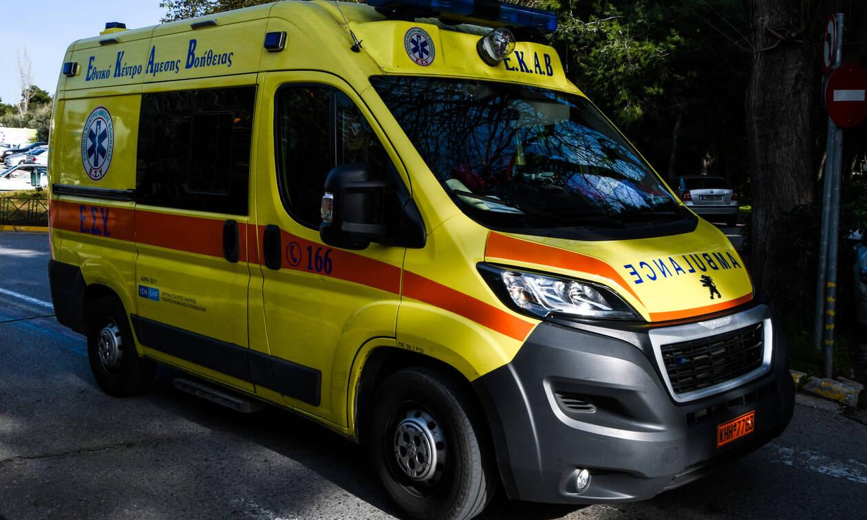Τραγωδία στο Βόλο: Τροχαίο δυστύχημα για 33χρονο ντελιβερά
