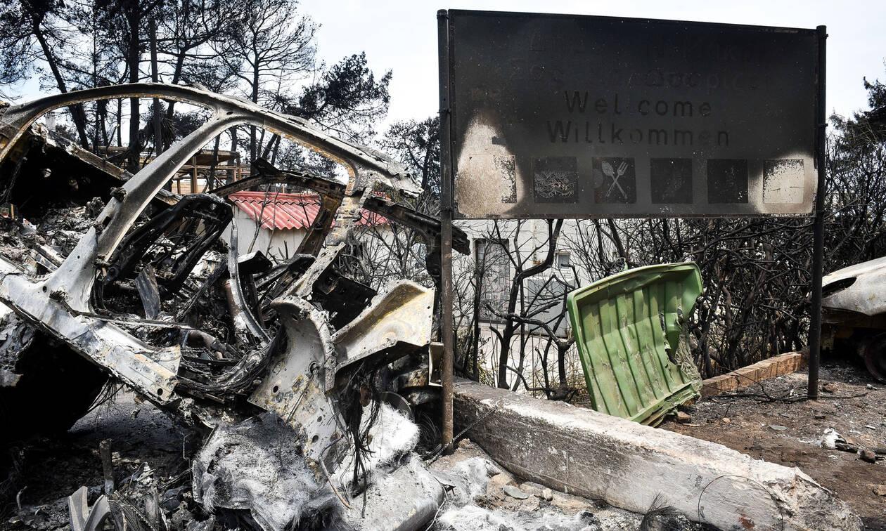 Φόβοι για νέο Μάτι: Αυτές είναι οι εννέα περιοχές που κινδυνεύουν