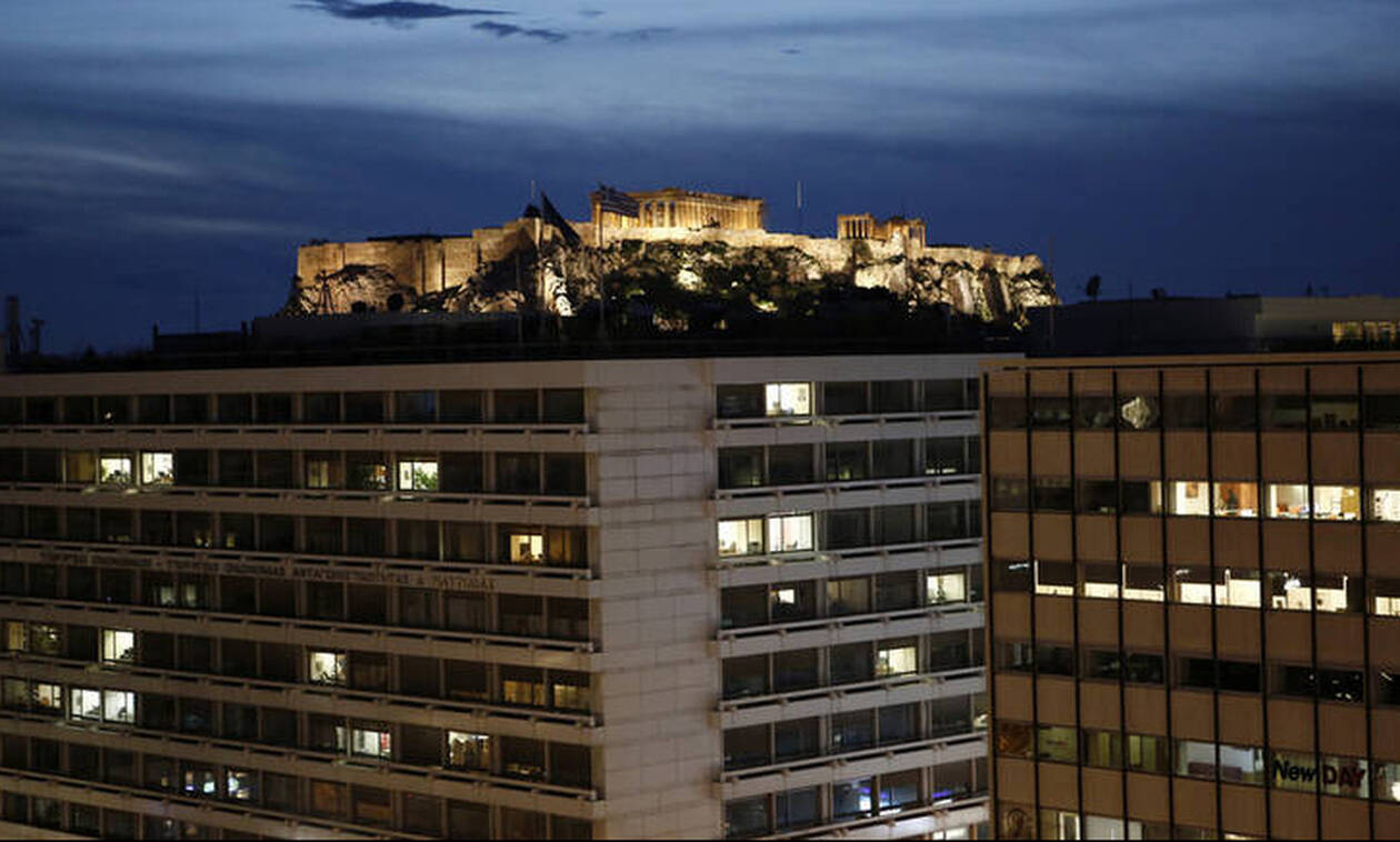 Guardian: Δεν είναι όλα προς πώληση - Οι Έλληνες κινητοποιούνται για τη θέα στην Ακρόπολη