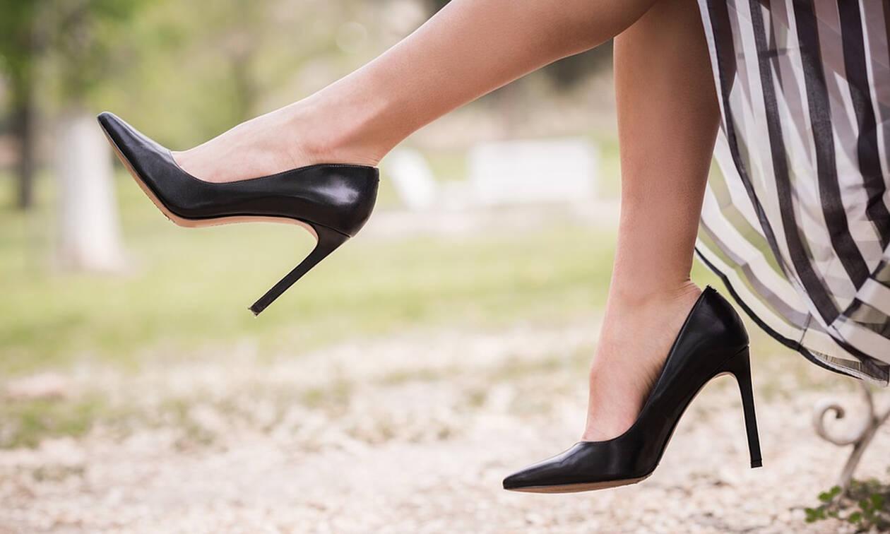 Tips για να μη σας «χτυπούν» τα (καινούργια) παπούτσια