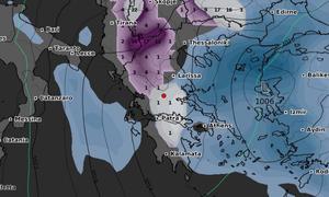 Καιρός: Πώς θα εξελιχθεί ο καιρός μέχρι τις 25 Μαρτίου; Οι πρώτες εκτιμήσεις (Video)