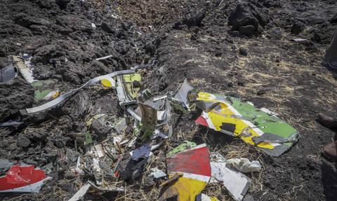 Συντριβή Ethiopian Airlines: Άρχισε η περισυλλογή σορών από τον τόπο της τραγωδίας
