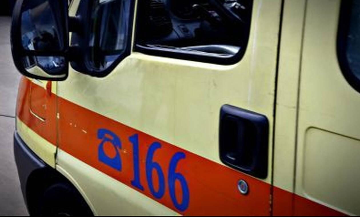 Σοβαρό τροχαίο στην Κρήτη: Συγκρούστηκαν μηχανές στην Εθνική Οδό Χανίων-Ρεθύμνου (pics)