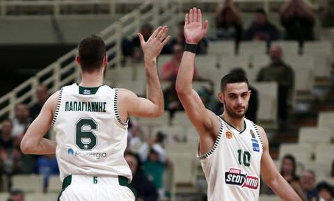 Η βαθμολογία της Basket League μετά το 18-0 του Παναθηναϊκού ΟΠΑΠ (photos)