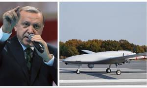 Ύπουλο σχέδιο Ερντογάν: Κατακλύζει το Αιγαίο με δεκάδες drones