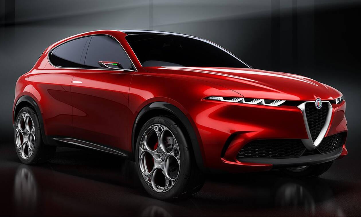 Η Alfa Romeo Tonale είναι ένα καινούργιο μικρό-μεσαίο plug-in υβριδικό SUV