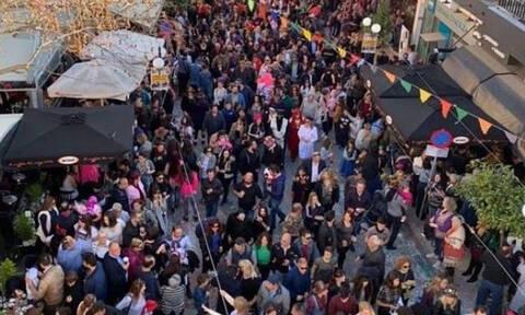 Ηράκλειο: Το καρναβάλι μετατράπηκε σε ρινγκ - Μπουνιές και απειλές!