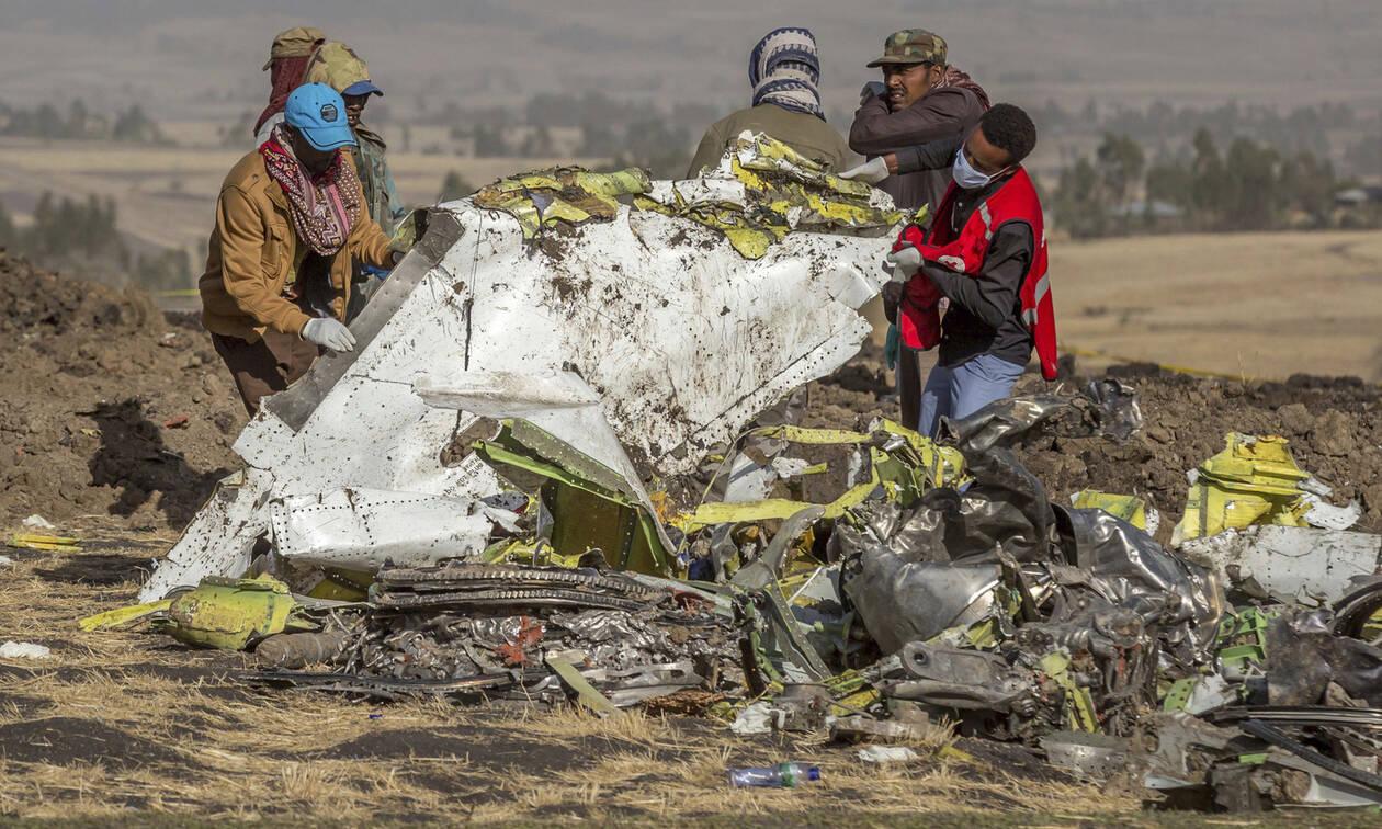 Ethiopian Airlines: Ανασύρθηκαν τα μαύρα κουτιά του μοιραίου αεροσκάφους