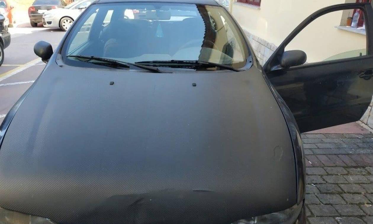 Άρτα: Άφωνοι οι αστυνομικοί όταν σταμάτησαν αυτό το αυτοκίνητο - Τι βρήκαν; (pics)
