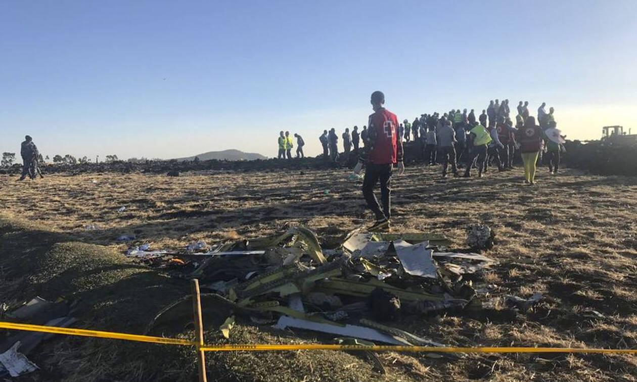 Ethiopian Airlines: Μαρτυρία-σοκ λίγα δευτερόλεπτα πριν την συντριβή