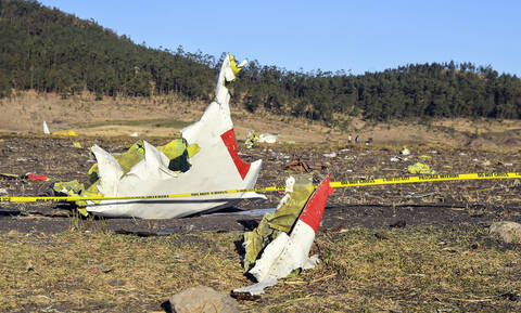 Ethiopian Airlines: Flight recorders recovered from crash site
