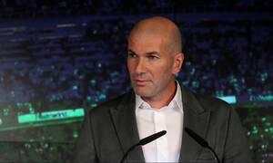 Όσα είπε ο Ζινεντίν Ζιντάν για την επιστροφή στη Ρεάλ Μαδρίτης και για τον... Κριστιάνο Ρονάλντο