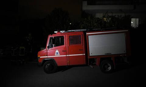 Φωτιά στην Αθήνα: Στις φλόγες διαμέρισμα πολυκατοικίας