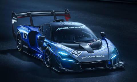 Τη McLaren Senna GTR την προσπερνά μόνο μονοθέσιο της Φόρμουλα 1