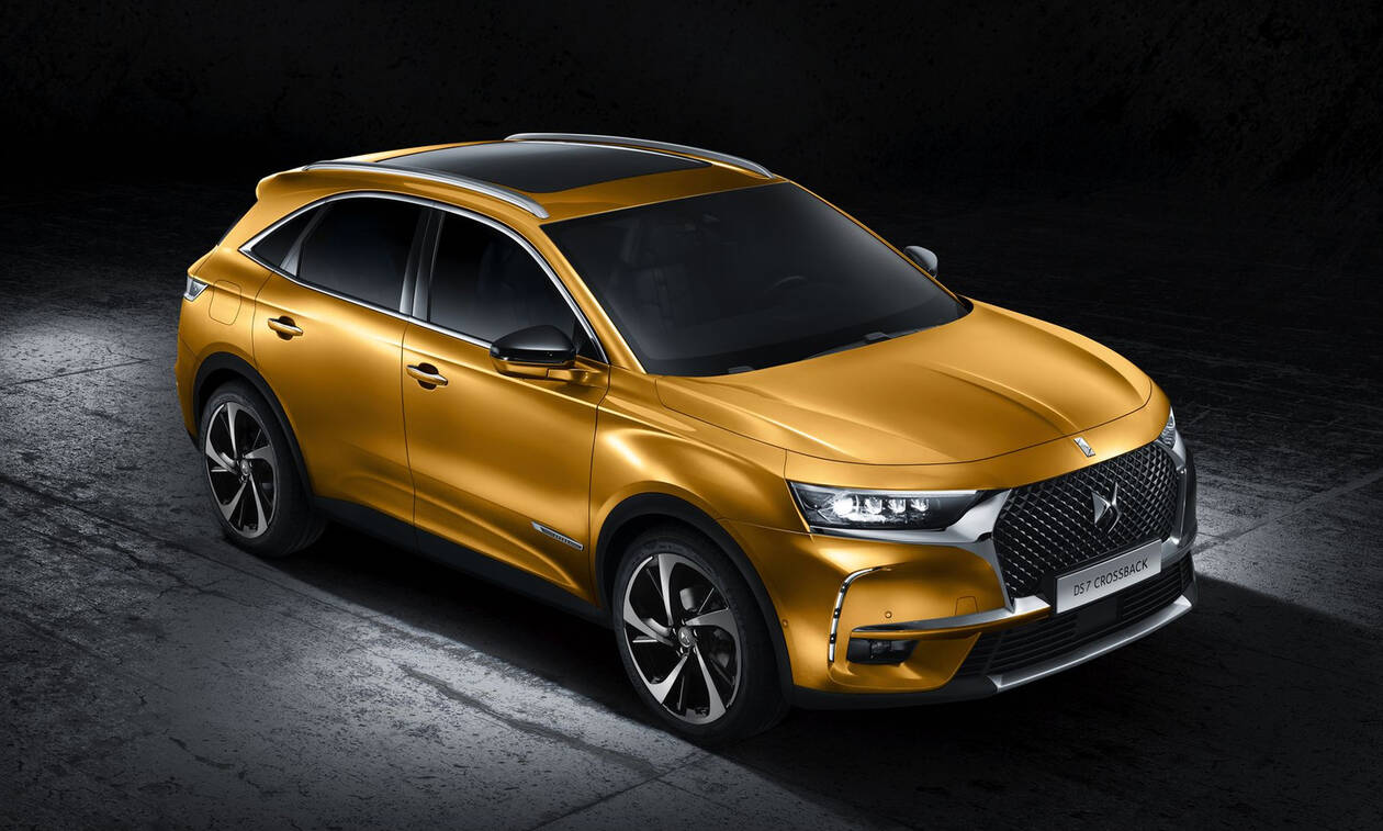Νέο DS 7 Crossback: Vive la France